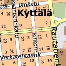 Raitiotieallianssi tekee kaukolämpötöitä Hämeenkadun ja Tuomiokirkonkadun risteyksessä – muutoksia kulkureitteihin
