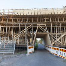 Kekkosentien silta. Kuva: Raitiotieallianssi / kuvaaja: Susanna Lyly