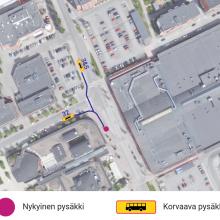 Raitiotien rakentaminen etenee Hervannassa – uusia työvaiheita ja liikennejärjestelyjä useassa kohteessa