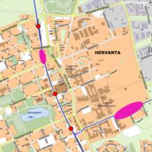 Raitiotien rakentamisesta liikennemuutoksia Hervantaan Insinöörinkadulle ja Hermiankadulle