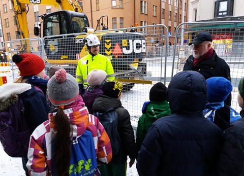 Aleksanterinkoulun liikenneturvallisuusviikko