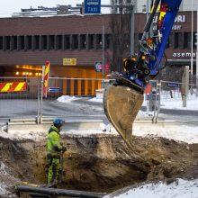 Raitiotie rakentuu Tampereen kaduille – vilkkain työvaihe alkamassa