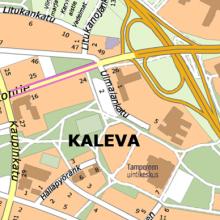 Raitiotietöistä muutoksia Teiskontien liikennejärjestelyihin 23.3.