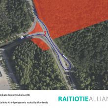 Hervannatien ja Hermiankadun liittymässä uusia liikennejärjestelyjä 14.5.alkaen
