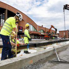 Vesihuoltotöistä katko vedenjakelussa Insinöörinkadulla 11.3.