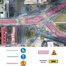Sammonaukion liikennejärjestelyihin muutoksia – kiertoliittymän tilalle lopulliset liikennevalot
