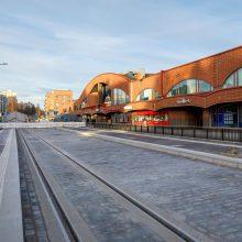 Raitiotien rakentamisesta uusia liikennejärjestelyjä Hervantaan– Insinöörinkadusta jo osittain joukkoliikennekatu