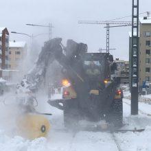 Tampereen raitiotien kunnossapidosta allianssisopimus