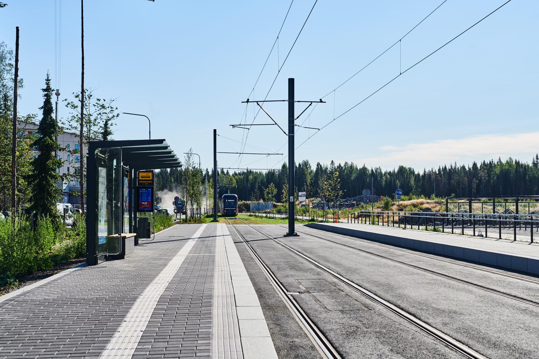Pysäkki Hervantajärvi