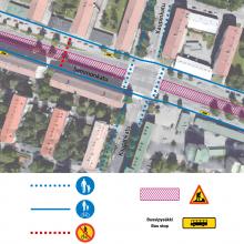 Sammonkadulla liikennevaloja käyttöön ja muutoksia suojateihin