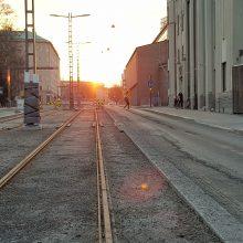 Keskustassa ja Hervannan valtaväylän varrella liikennejärjestelyjä 21.5.