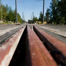Tampereen raitiotien ratatyöt vauhdissa – kymmenen kilometriä kaksoisraidetta rakennettu