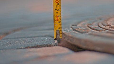 Pikkutarkka mittaaja huolehtii reviirinsä muutoksista