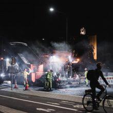 Raitiotieallianssin yötöitä ja liikennejärjestelymuutoksia viikolla 37