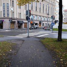 Muutoksia jalankulkuliikenteeseen sekä yötöitä Hämeenpuistossa viikolla 40