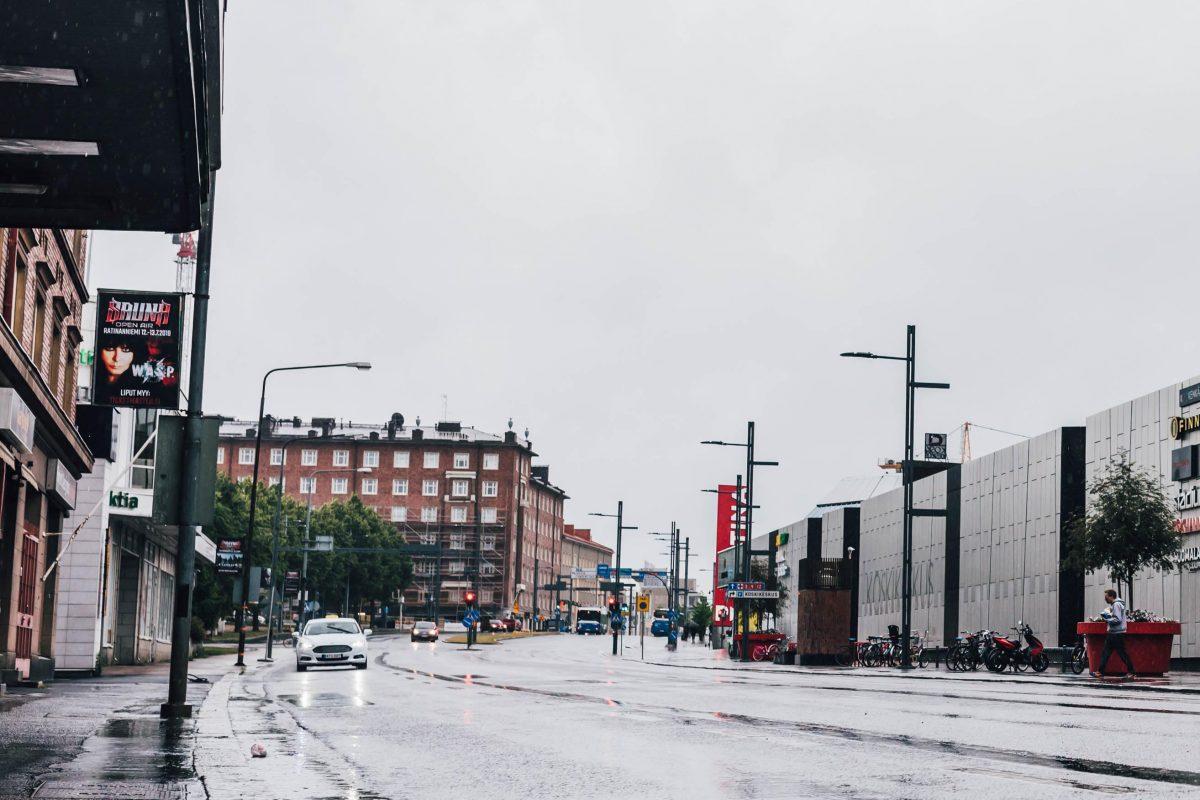 Hatanpään valtatien raitiotietyöt aloitetaan tammikuussa