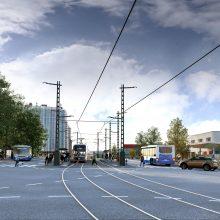 Tampereen kaupunginhallitus esittää raitiotien rakentamista Hatanpään valtatielle
