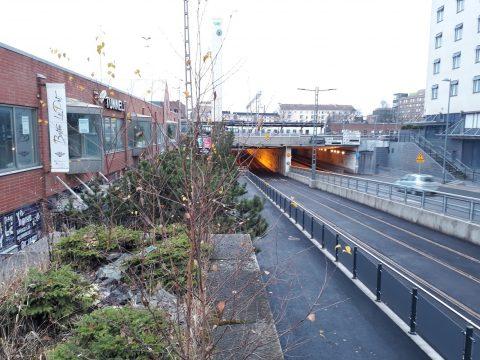 Esteetön reitti asematunnelin ja Attilan välillä tulee käyttöön 21.11.