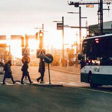 Hatanpään valtatien raitiotietöistä bussipysäkkimuutos linja-autoaseman kohdalla – Verkatehtaankadun pysäköintiin suunnitteilla muutoksia
