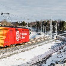 Tampereen raitiotien koeajot jatkuvat – testivaunu liikkeellä myös yöaikaan