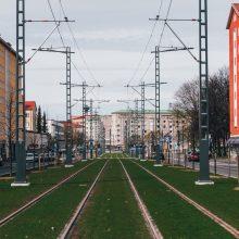 Raitiotieallianssin kesäkuu: Tampereen raitiotiellä nyt 15 kilometriä kaksoisraidetta – raitiotie- ja katutyöt etenevät kohti valmista