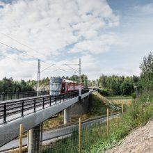 Ensimmäiset Tampereen Ratikan koeajot katuverkolla onnistuivat odotetusti