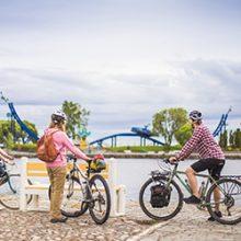 Keskustan pyöräilyreitit päivitetty