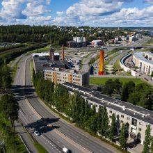 Tampereen valtuusto päätti raitiotien osan 2 rakentamisesta länteen