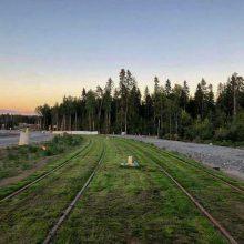 Hervannan Makkarajärvenkadun raitiotien rakentamistyöt valmiit – ajojohdinasennukset alkavat