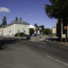 Vedenjakelussa katko Pirkankadulla 24.3.2021