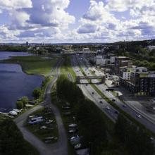 Tampereen raitiotien länsiosan rakentaminen alkaa – liikennejärjestelyt ja työt käyntiin marraskuussa