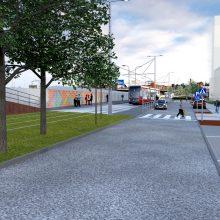 Kaupunginhallitus esittää Tampereen raitiotien jatkamista länteen