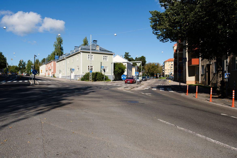 Paasikivenkatu Tampere