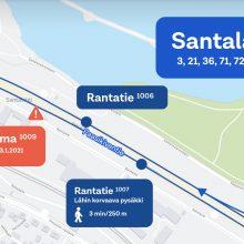 Bussipysäkki poistuu pysyvästi käytöstä Santalahdessa 1.3.