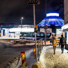 Bussiliikenne Hämeenkadulta etelän suuntaan palaa Hatanpään valtatielle – Suvantokadulla aloitetaan vesihuoltotyöt