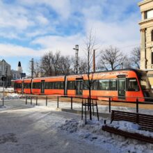 The first part of the Tampere tramway will be completed ahead of schedule in the summer and below the target cost – construction of the western part will continue as planned