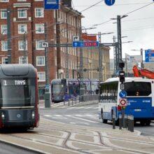Bussiliikenne Hämeenkadulta etelän suuntaan palaa Hatanpään valtatielle
